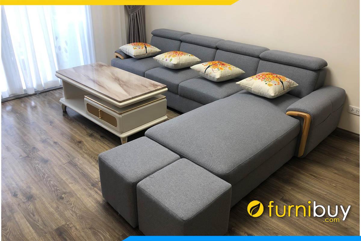 ghe sofa bi chuot can